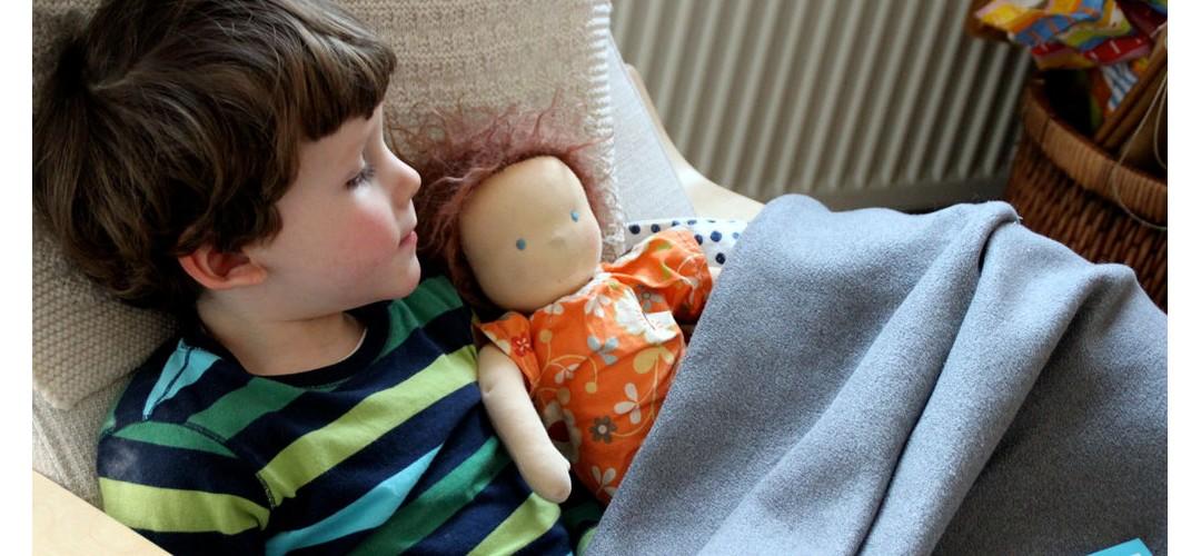 Puppen für Jungs oder nur Mädchensache?