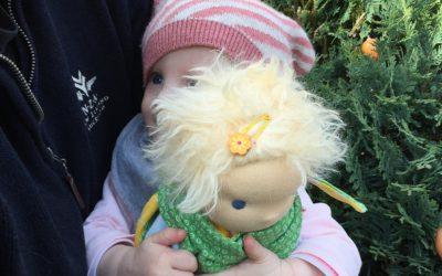 Mein neues Zuhause – Post vom Puppenkind