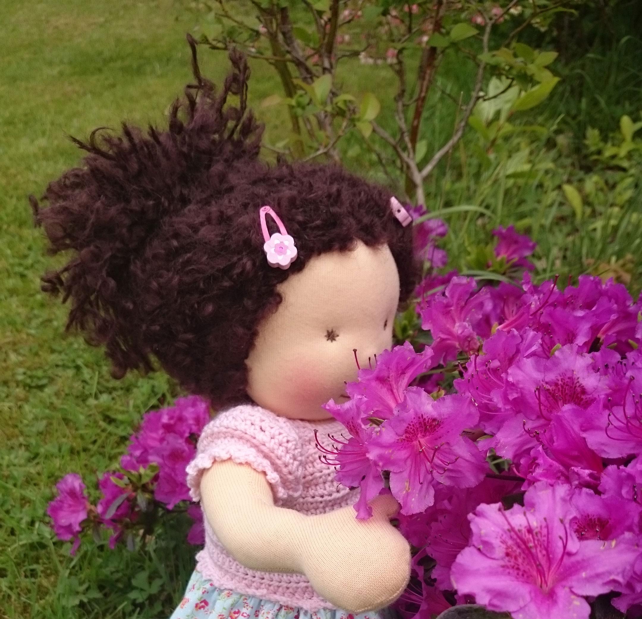 Warum ich Puppenmacherin bin (Meine Geschichte Teil 2)