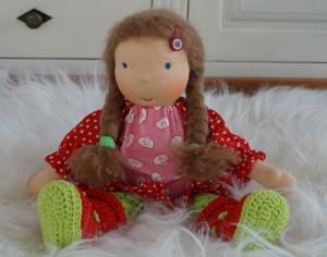 Lillis sehnlichster Weihnachtswunsch – eine Puppe
