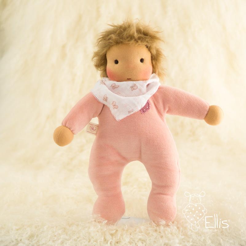 Puppe-Schmuseherz-puderrosa