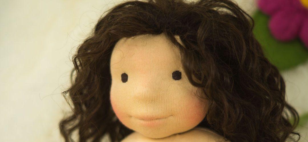Mein nadelgefilzter Puppenkopf  – 4. Treffen d. PuppenMitmacherei 2016