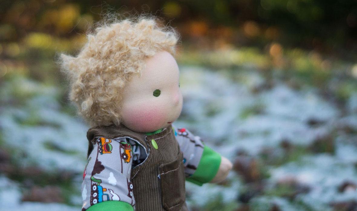 Moritz mit Wuschelmähne - ein Herzenskind